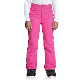Roxy Backyard Snowboardbukser - Beetroot Pink