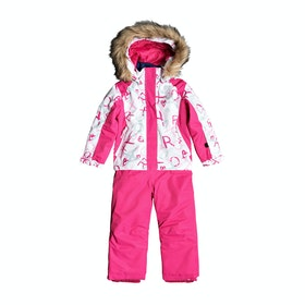Combinaison de Ski Roxy Paradise Suit - Bright White School Day
