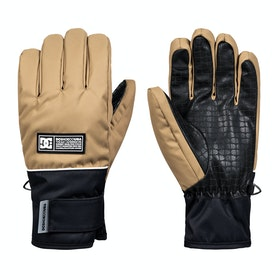 DC Franchise Snow Gloves - Kelp