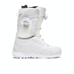 DC Lotus Womens Snowboard Boots - White