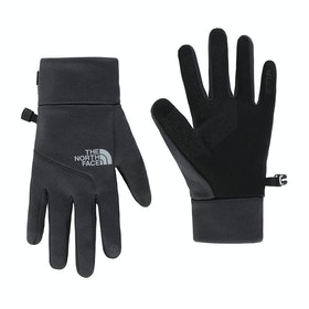 North Face Etip Hardface Womens Gloves - Tnf Black Heather