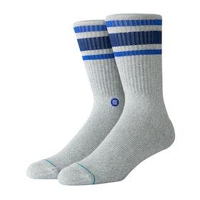 Stance Boyd 4 Socks - Blue Steel