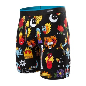 Stance Cavolo Icon Boxer Shorts - Black