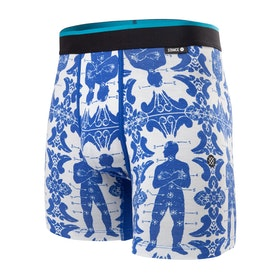 Stance Chakra Wh Boxer Shorts - Blue