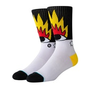 Stance Fire And Eyes Fashion Socks