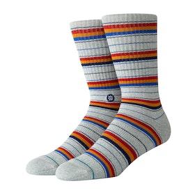 Stance Franklin Socks - Heather Grey