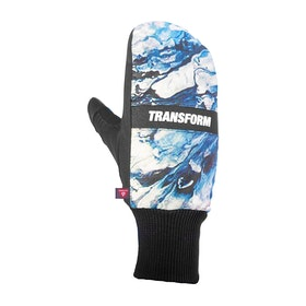 Transform Brage Richenberg Mitt Snow Gloves - Tiedye