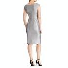 Ralph Lauren Lovella Short Sleeve Cocktail Women's Dress