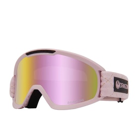 Dragon Dx2 Snow Goggles - Blush ~ Lumalens Pink Ionized