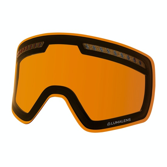 Cristales para gafas de esquiar Dragon NFXS