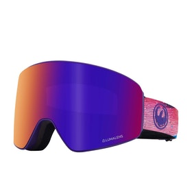 Maschere da Neve Dragon PXV - Abstract ~ Lumalens Purple Ionized