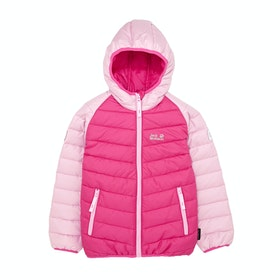 Jack Wolfskin Zenon Kids Jacket - Pink Fuchsia