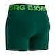 Bjorn Borg Neon Solid 2 Pack Boxer Shorts