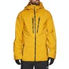 Volcom Guch Stretch Gore Snow Jacket - Resin Gold