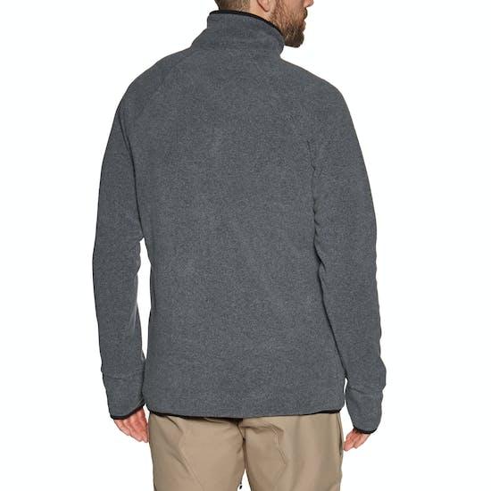 Volcom Polartec Half Zip Fleece