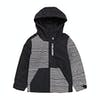 Volcom Vernon Insulated Snow Jacket - Black Stripe