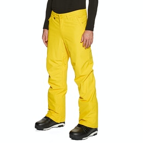 Quiksilver Estate Snow Pant - Sulphur