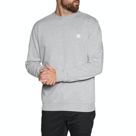 Sweat DC Rebel Crew 3 - Grey Heather