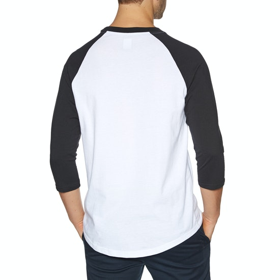 DC Reversism Raglan Long Sleeve T-Shirt