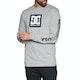 DC Square Star Long Sleeve T-Shirt