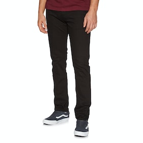 Jeans DC Worker Straight - Black Rinse