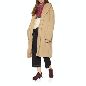 Carhartt Jaxon Coat Womens Jacket - Dusty H Brown