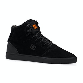 Chaussures DC Crisis High Winter - Black Camo