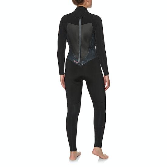 Roxy 5/4/3mm Syncro Back Zip Womens Wetsuit