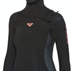 Roxy Syncro 5/4/3mm Chest Zip Hooded Ladies Wetsuit