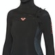 Roxy Syncro 5/4/3mm Chest Zip Hooded Womens Wetsuit