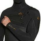Quiksilver 5/4/3mm Highline Chest Zip Hooded Wetsuit
