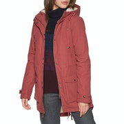 Volcom Walk On By 5k Parka Ladies Jacket