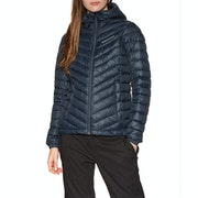 Peak Performance Frosted Hooded Down Jacket