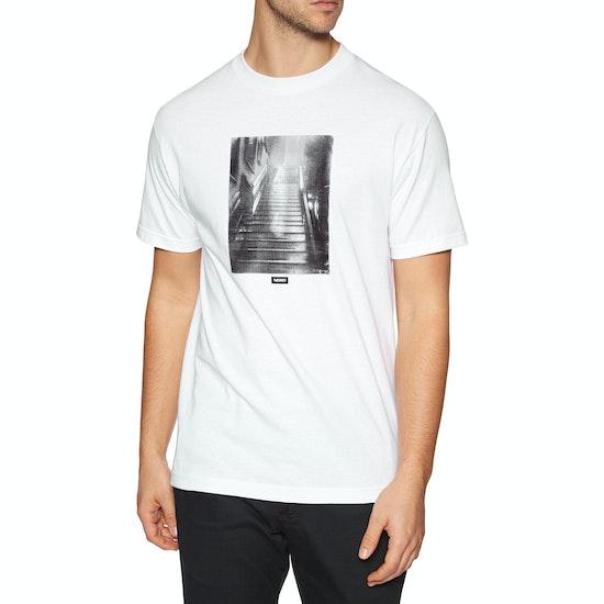 Theories Of Atlantis Apparition Heavy Duty Short Sleeve T-Shirt