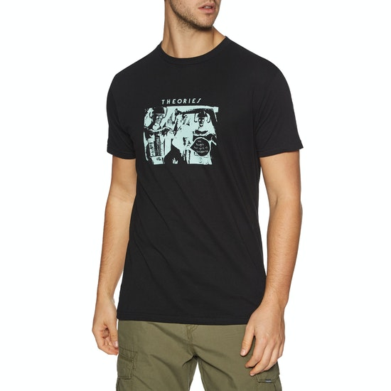 Theories Of Atlantis Tenth Planet Short Sleeve T-Shirt