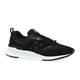 New Balance Cw997 Shoes - Black