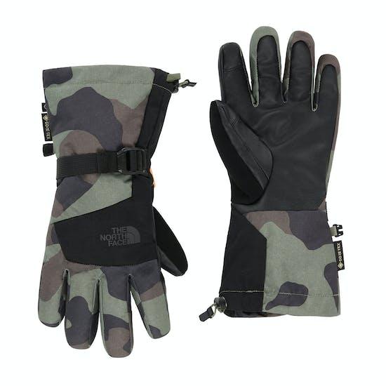 North Face Montana Etip Gtx Snow Gloves