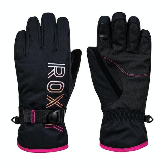 Roxy Freshfield Girls Snow Gloves