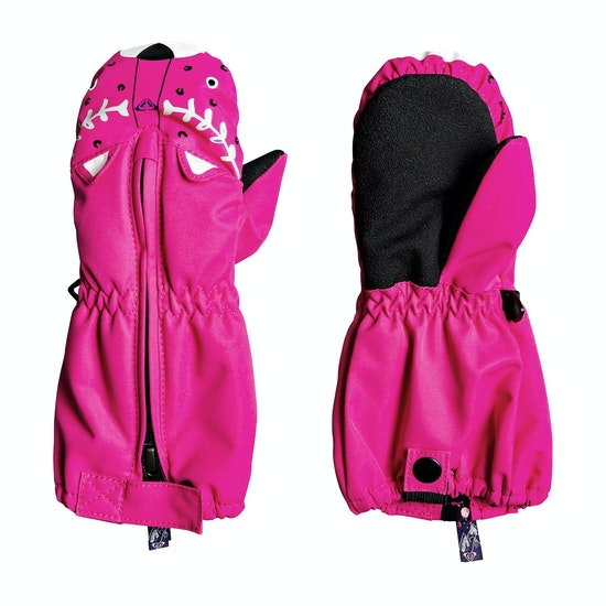 Roxy Snows Up Mitt Girls Snow Gloves