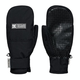 DC Franchise Womens Snow Gloves - Black