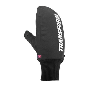 Transform Ko Mitt Snow Gloves - Black