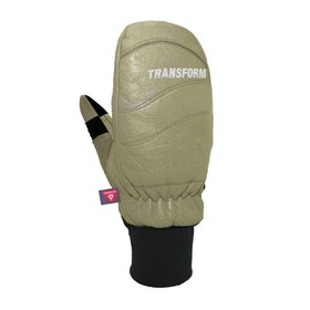 Transform Photo Incentive Mitt Snow Gloves - Tan