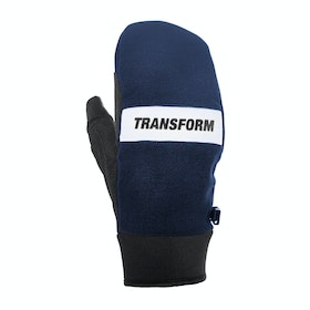 Transform Spitt Snow Gloves - Navy