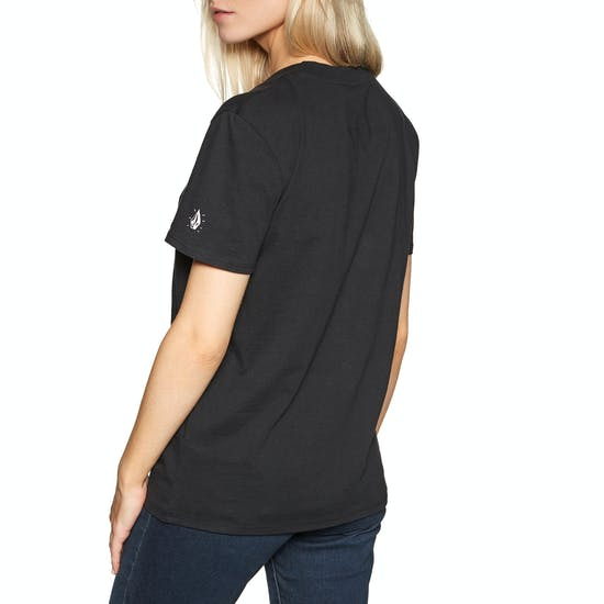 Volcom Micro Dayzed Boyfriend Tee Ladies Short Sleeve T-Shirt