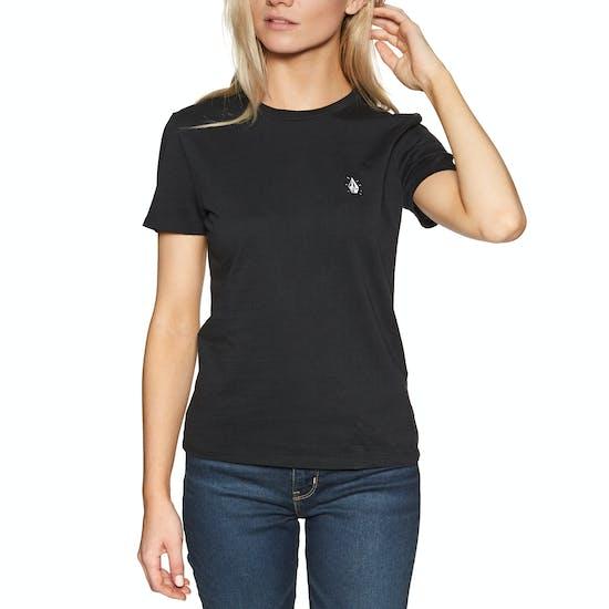 Volcom Stoked On Stone Tee Ladies Short Sleeve T-Shirt