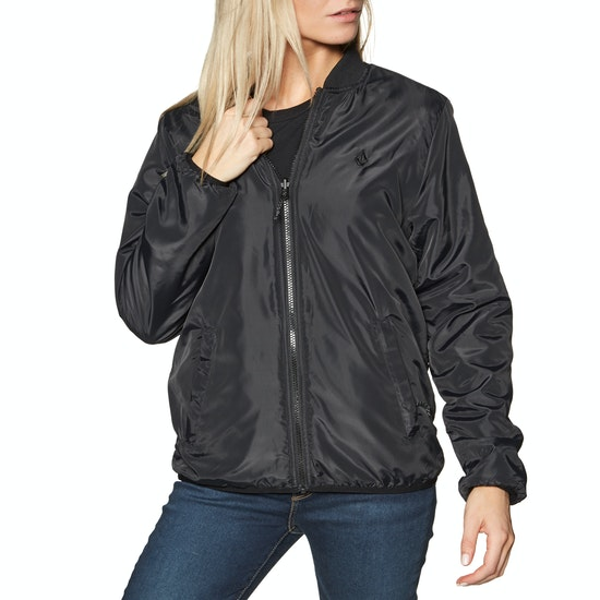 Volcom Reversible Polar Ladies Jacket