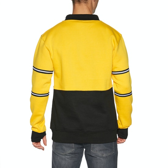 Method Collared Crew Sweater