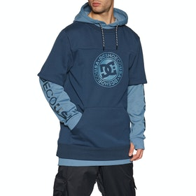 DC Dryden Pullover Hoody - Coronet Blue