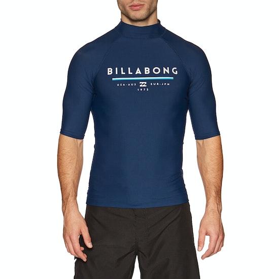 Billabong Unity Short Sleeve Rash Vest