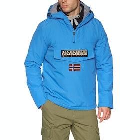 Napapijri Rainforest Winter Waterproof Jacket - French Blue